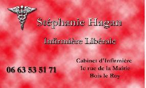 Stephanie HAGAN Bois le Roi